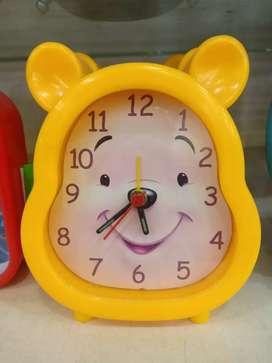 Jam weker Winnie the pooh