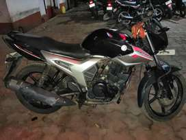 Yamaha bike is in very good condition