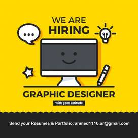 Graphic Designer for Software House
