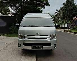 Hi Ace Commuter Diesel 2019 NIK 18 Manual km 4000 PERAK KAYA BARU