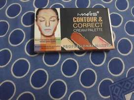Contouring pallet with amazing shades