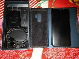 Samsung S9 plus 6/256