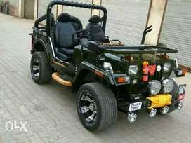 Mahindera willys jeep full open jeeph