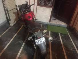Bajaj pulsar 220 CC Well maintained bike in good condition