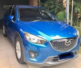 Mazda CX5 Sport 2000cc Biru