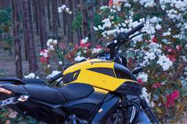 good condition bike ns200 abs