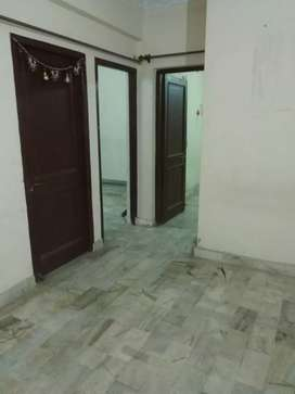 2 BHK flat with 01 Bathroom and 01 store room