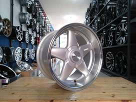 velg racing celong HSR R16 for civic accord ertiga grandmax dll