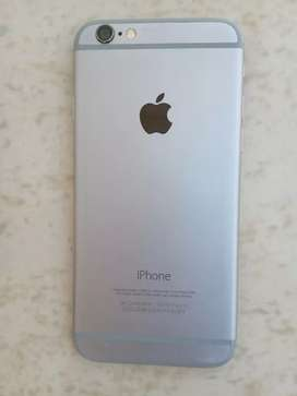 iPhone 6 spac gray 64gb