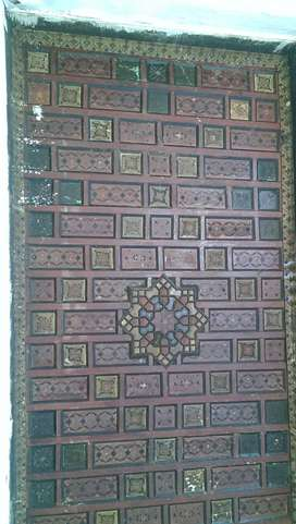 Antique wooden Ceiling british times