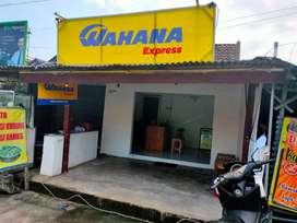 Take Over Agen Pengiriman Ekspedisi Wahana Express Tajem Jogja