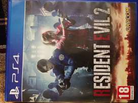 Resident evil 2 imported from Saudi Arabia