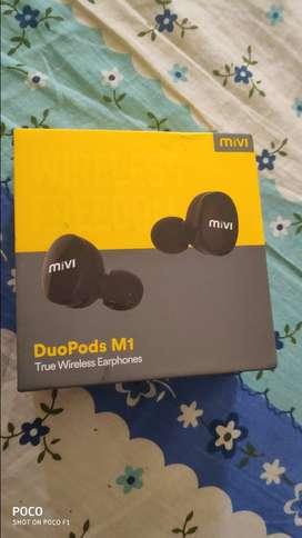 Mivi duopod brand new black