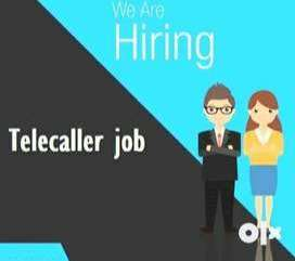 Urgent hiring for TELECALLER