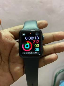 Apple watch 3 42mm oly just 3m old