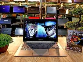 Laptop asus ZenBook ux31e core i7 Ram 4gb mewah super slim elegan