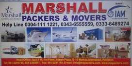Marshall Packers & Movers,Transport,House relocation & Cargo shipping