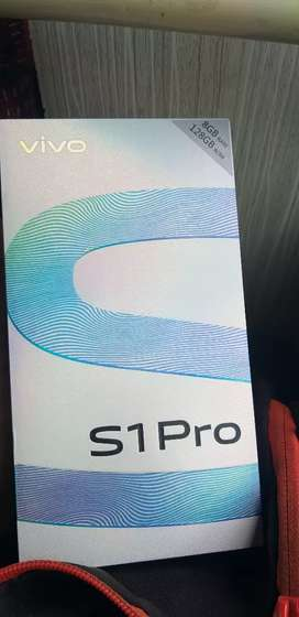 S1 pro new piece ,black color,gifted one,not used yet