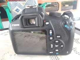 Dijual cepat kamera dxlr 1200d