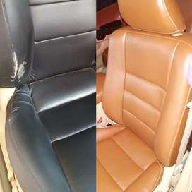 Car seat cover customized