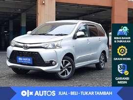 [OLXAutos] Toyota Avanza 1.5 Veloz A/T 2018 Silver