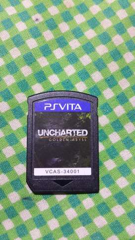 Game ps vita uncharted