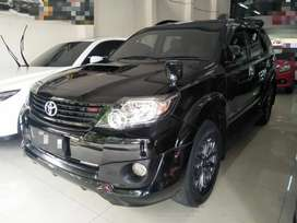 Toyota Fortuner 2.5 TRD Sportivo Automatic/At 2014 Super Bagus