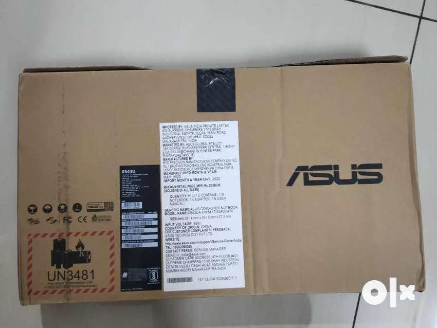 Asus Quad Core Laptop 2yrs warranty*** 0