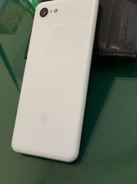 Google Pixel 3 - 64gb White - PTA Approved
