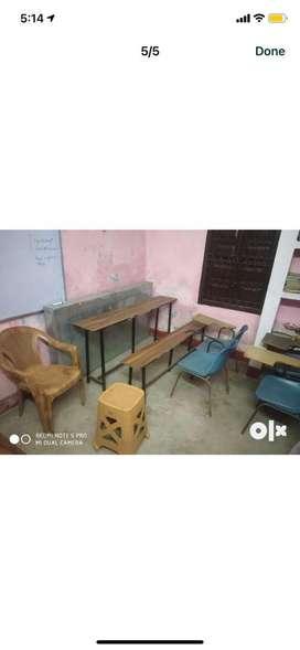 In hanuman nagar small 2room set also used for pg