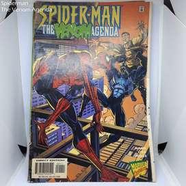 Spiderman The Venom Agenda #1 Comic Marvel