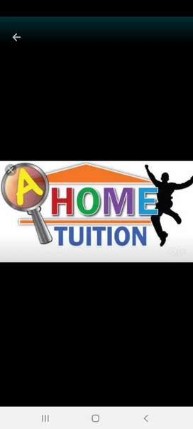Home tutor for all subject