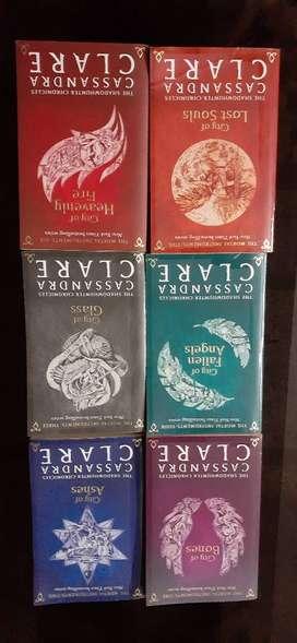 Mortal instruments series(ALL 6 books)