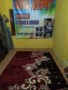 Karpet Exotic Afrika dan moderno