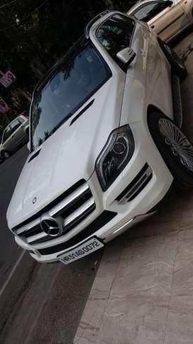 Mercedes-Benz GL-Class 350 CDI, 2013, Diesel