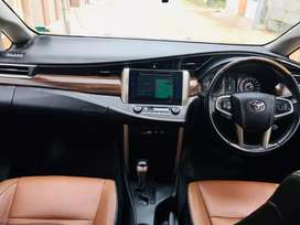 Toyota Innova Crysta 2016 Diesel 65000 Km Driven