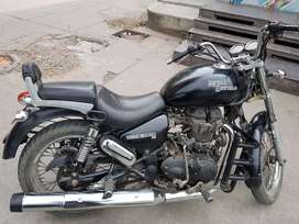 Thunderbird 500cc absolutely smooth ride excellent condition