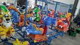 TERBARU kereta panggung odong mainan pasar malam SW pabrik iiw