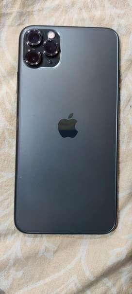 I phone 11 pro max 64 gb