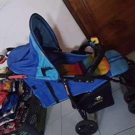 Stroller baby merek Labiele