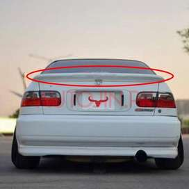 Honda civic 1995 spoiler
