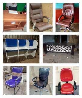 modren furniture point office table and office chair avalabel here