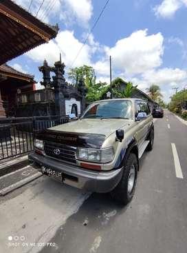 Toyota Land Cruiser 1996 Diesel