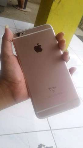 iphone 6s plus 16gb rosegold batangan