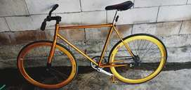 Sepeda Fixie Siap Gowes