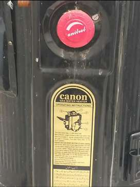 Canon  Geyser Gas and electric