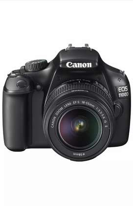 Canon camera 18-55 zoom