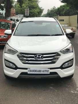 Hyundai Santa Fe 2 WD Automatic, 2014, Diesel