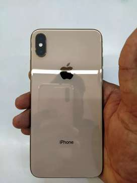 Sell iPhone xs max in 4 month warranty 64gb variant