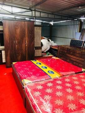 Factory cost new Bedroom set .